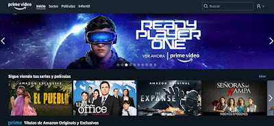 Prueba gratuita de Amazon Prime Video