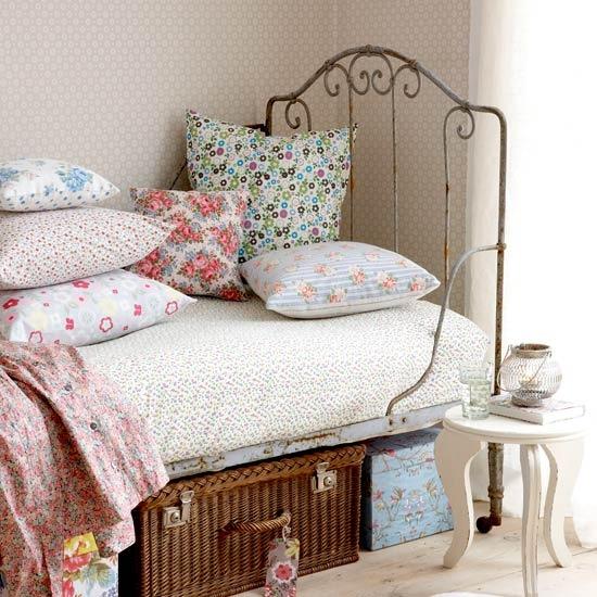 Vintage Bedroom: ห้องนอนสไตล์วินเทจ 1 (vintage Style Bedroom 1)