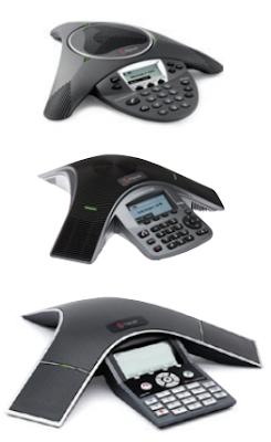 Điện thoại hội nghị Polycom SoundStation và VoiceStation