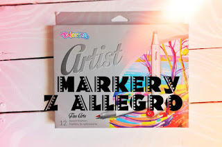 Markery Colorino z Allegro
