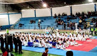 Registrenses conquistam pódios e medalhas na Copa Cananéia de Judô