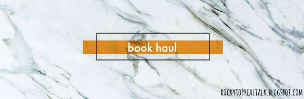 Book Haul | Check out the books I hauled this month #bookhaul