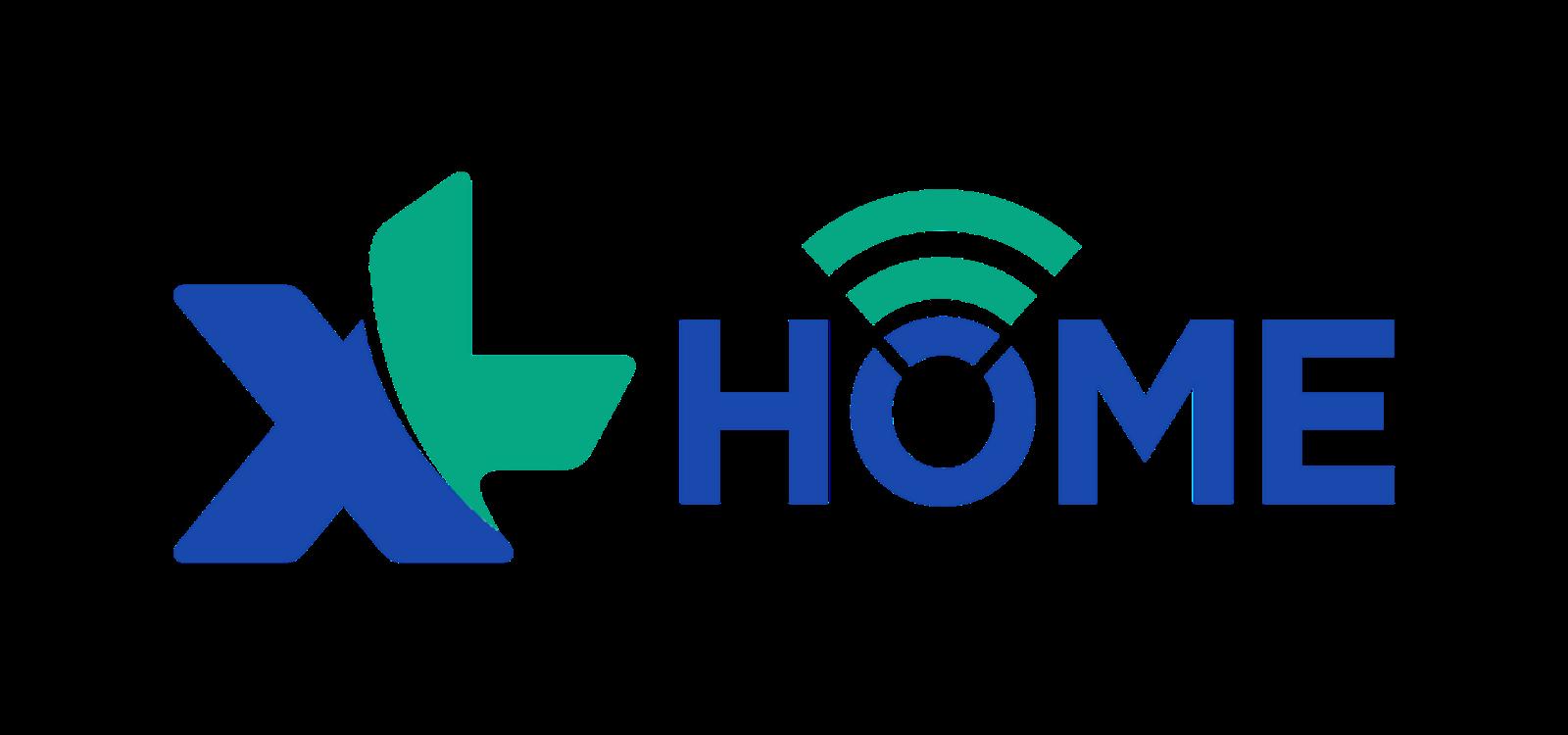 Logo XL Home Format PNG