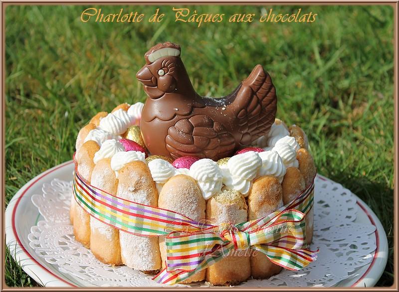 gâteau poule d'or au chocolat