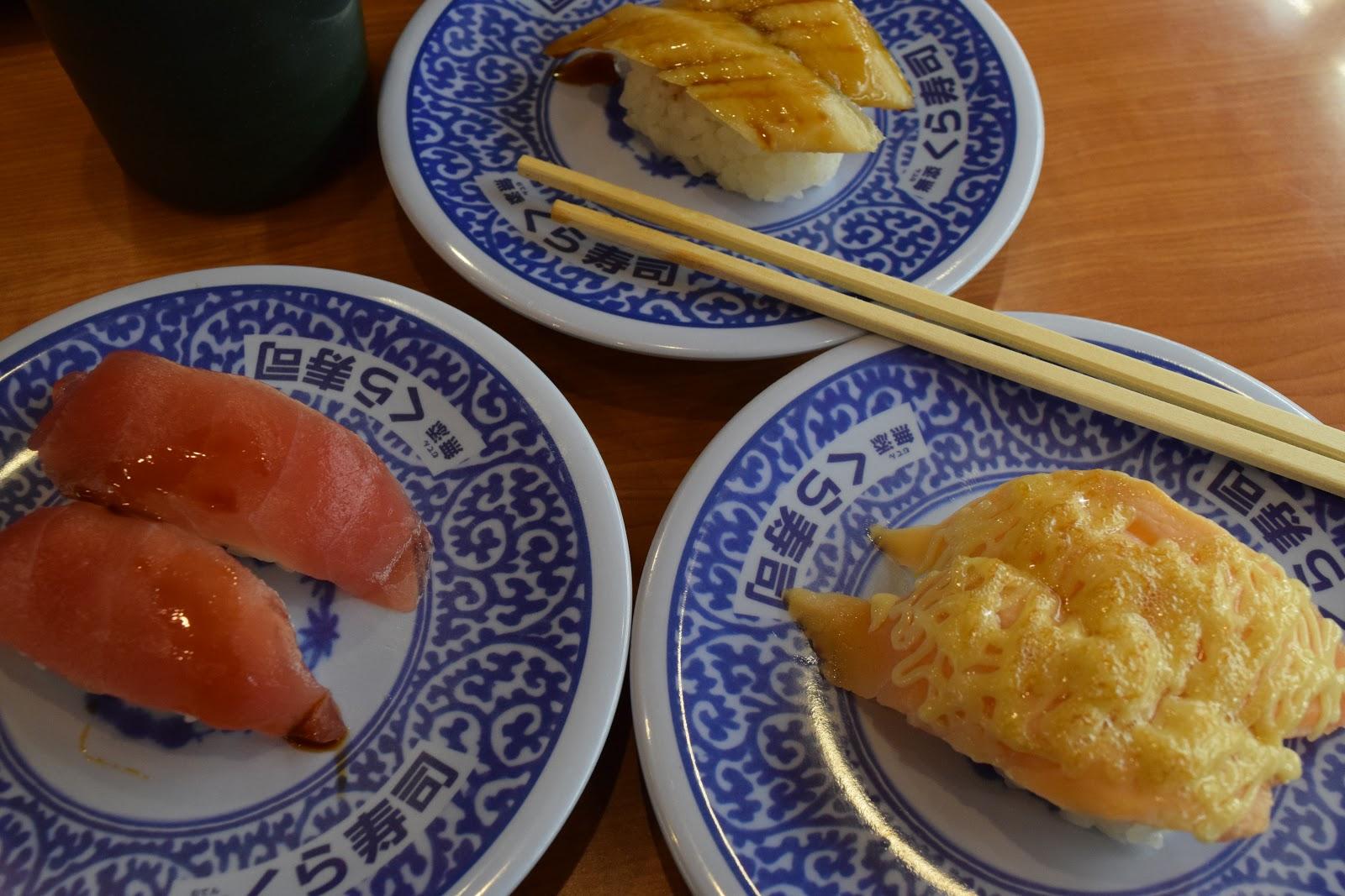 Kura Sushi Kaitensushi