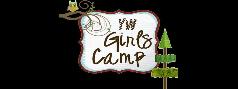 YW Girls Camp