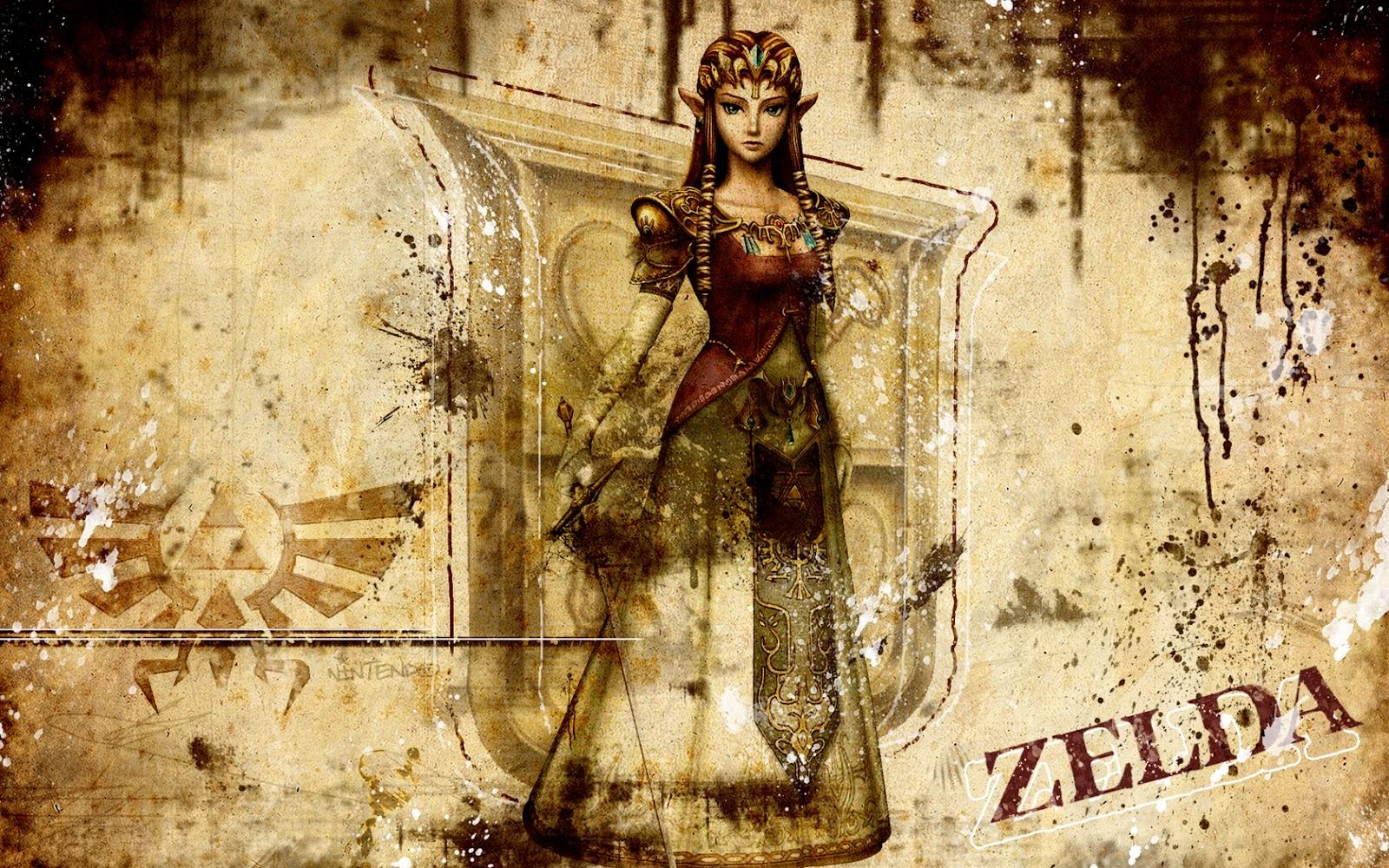 Video Game Gallery The Legend Of Zelda Twilight Princess Wallpaper