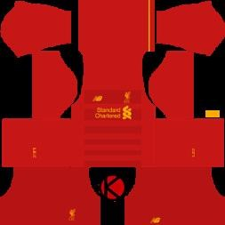 liverpool kit dream league soccer