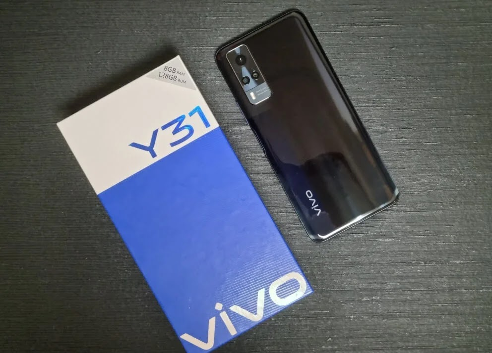 vivo Y31 Philippines