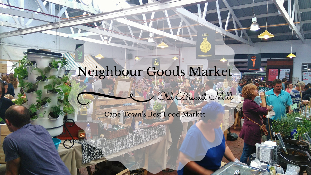 Neighbour Goods Market Cape Town