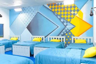 BBNaija Lockdown Bedroom [BHM]