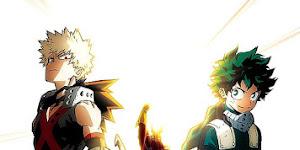 Boku no Hero Academia the Movie 2: Heroes:Rising (أكادمية بطلي الفيلم 2: تطور:الأبطال)