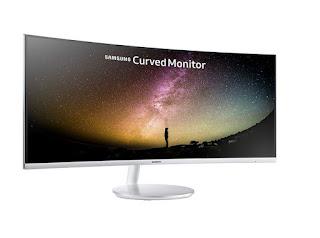 monitor Samsung C34F791