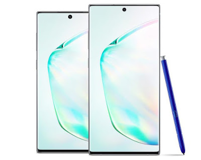 Samsung Galaxy Note 10 v/s Note 10 Plus