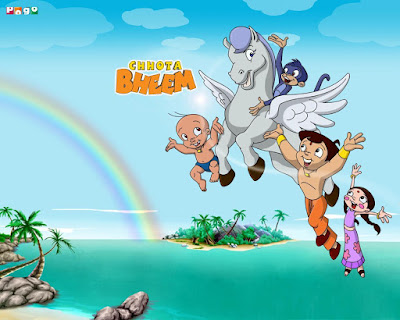 Chhota Bheem Wallpapers and Backgrounds images