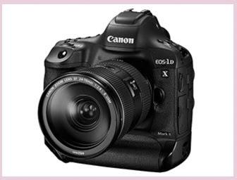 Kamera DSLR EOS 1D X Mark II diluncurkan pada tahun 2016