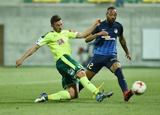 Οι Φωτογραφίες του αγώνα στο «αρένα» ΑΕΚ 2-0 ΑΠΟΕΛ (κύπελλο)