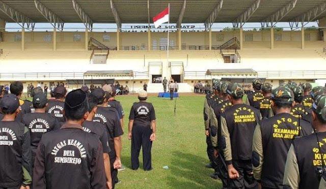 Satgas Keamanan Desa Diharapkan Bisa Aktif Kembali