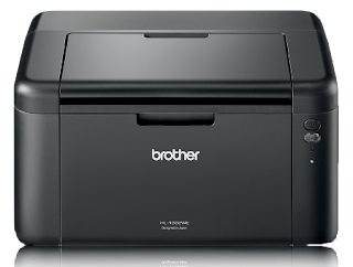 The biggest payoff of this pocket-sized monochrome Light Amplification by Stimulated Emission of Radiation printer is the depression cost of printing a Brother HL-1222WE Driver Download