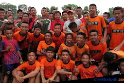 Pelatih Timnas U-19 Indra Sjafri Kunjungi Pati, Begini Komentarnya