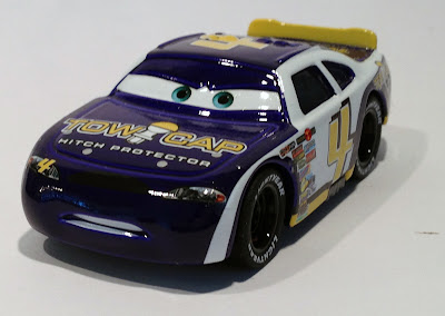 Collecting Cars: Piston Cup Race Cars