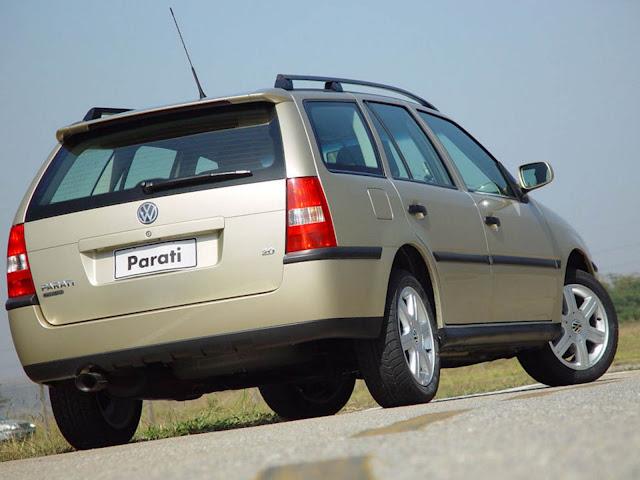 VW Parati 2002