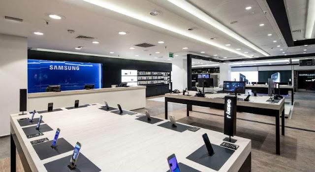 Samsung se alía con El Corte Inglés para abrir en Madrid su segunda tienda más grande de Europa