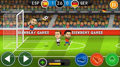 لعبة Head Soccer مهكرة مدفوعة, تحميل APK Head Soccer, لعبة Head Soccer مهكرة جاهزة للاندرويد, Head Soccer apk