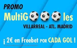 suertia promo Villarreal vs Atletico 28-2-2021