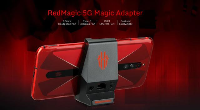 mergezone-Nubia Red magic 5G