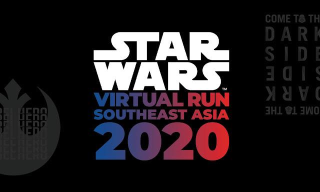 STAR WARS Virtual Run, Running, Star Wars, Virtual Run, Star Wars Medals, Fitness