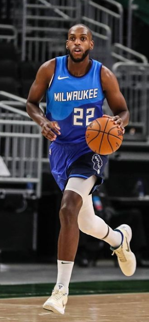 Khris Middleton Age, Wife, Height, Weight, Net Worth, Wiki, Family, Bio
