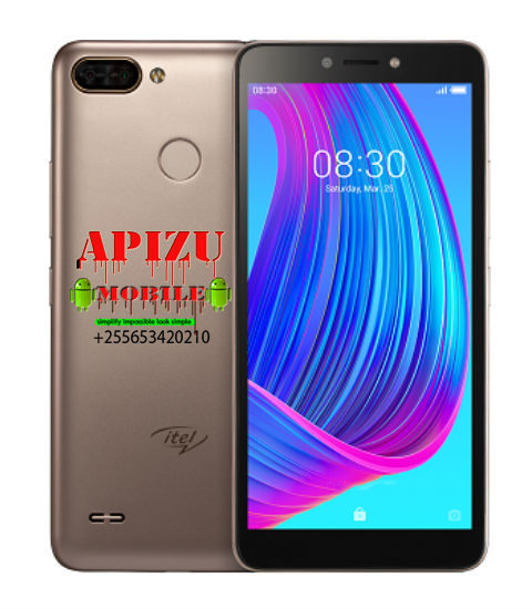 DOWNLOAD ITEL A55 W6003 FIRMWARE OFFICIAL FLASH FILE 2019
