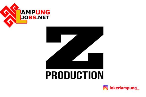 Lowongan Kerja Lampung Terbaru Di Z Production Jobs Lampung Loker Lampung 2021