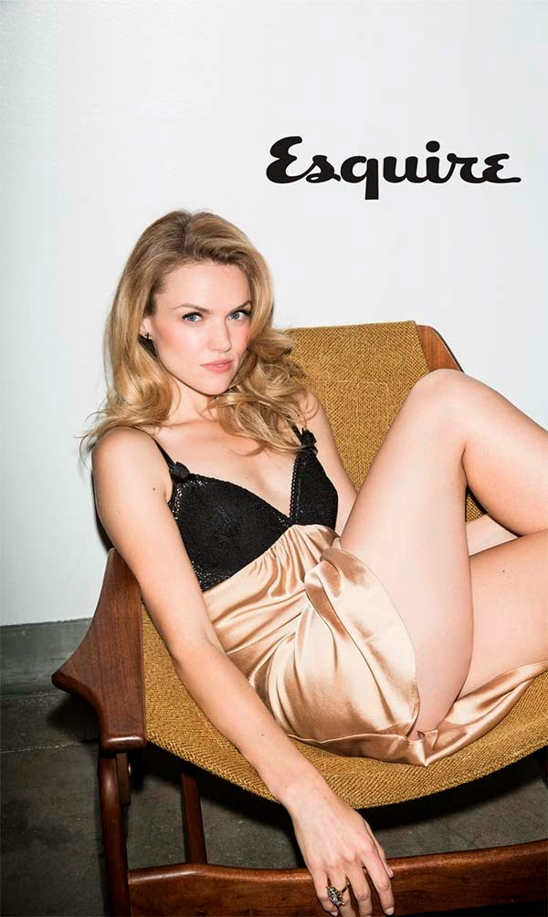 sexy Erin Richards