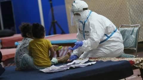 उत्तराखंड समाचार: प्रदेश में कोरोना की तीसरी लहर का अंदेशा, 46 बच्चे कोरोना संक्रमित ।
