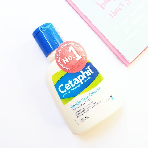 [REVIEW] Cetaphil - Gentle Skin Cleanser*