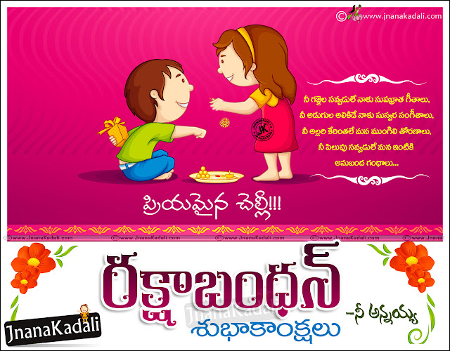 rakhi hd wallpapers free download, happy rakshabandhan messages in telugu, telugu