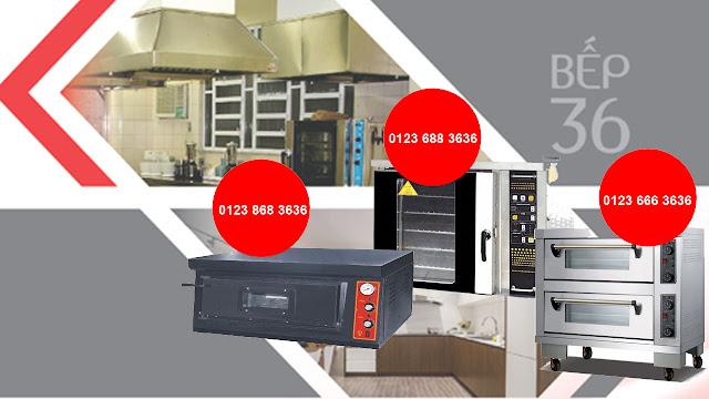 Lò nướng công nghiệp Bep36