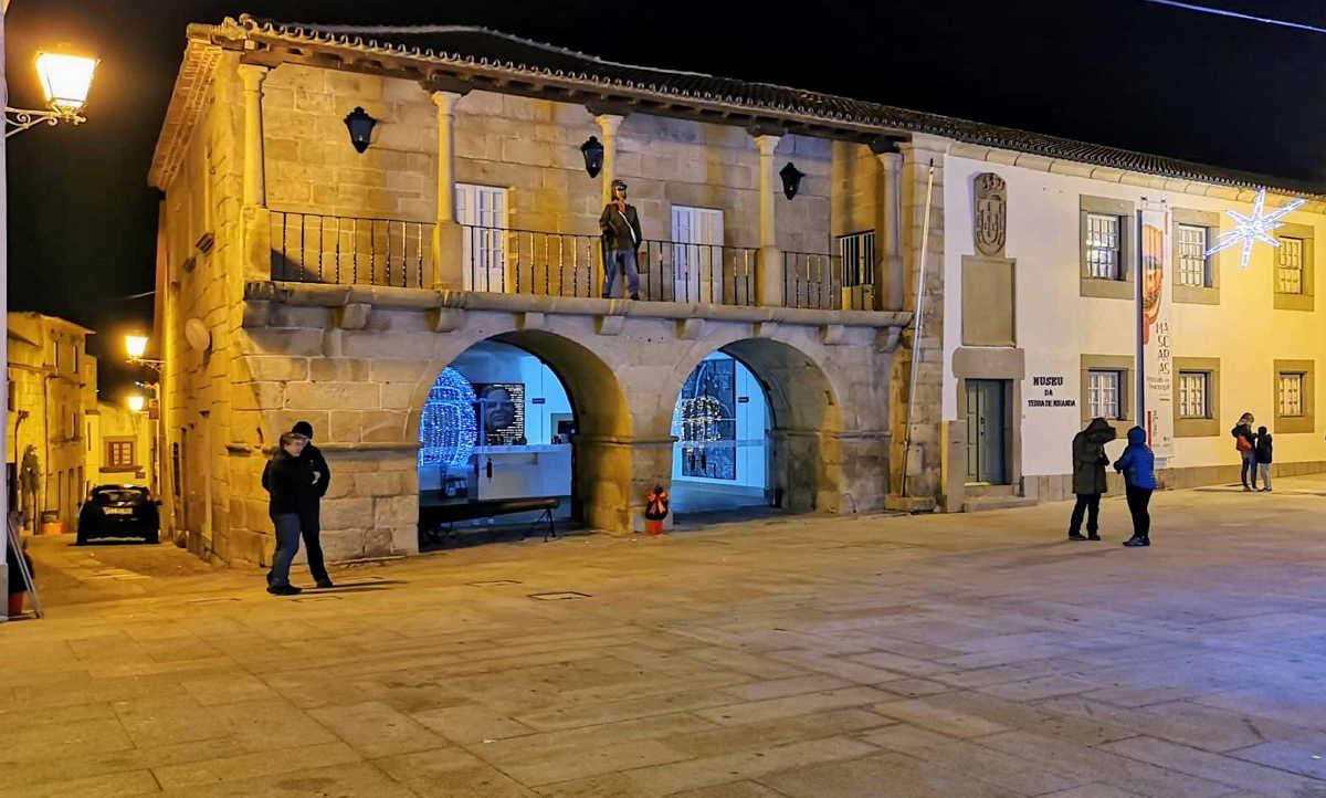 Музей Терра де Миранда в Дору, Португалия