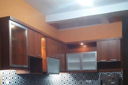 Kitchenset Aluminium Gresik