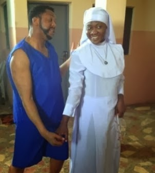 mercy johnson rev sister