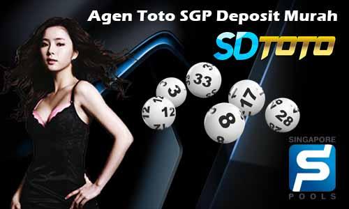 Agen Toto SGP Deposit Murah
