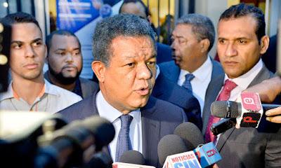 Expresidente Leonel Fernández reitera llamado a marchar hacia el Congreso Nacional