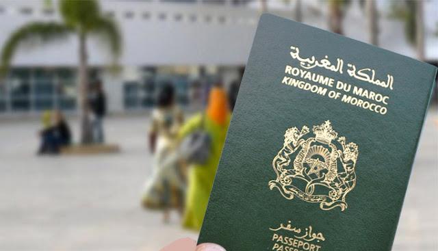 خبير دولي: لهذه الأسباب يُطبع جواز السفر المغربي باللون الأخضر