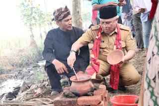 Festival Padi 2019 Gunakan 90 Pawon dan 90 Varietas Lokal, Diganjar MURI