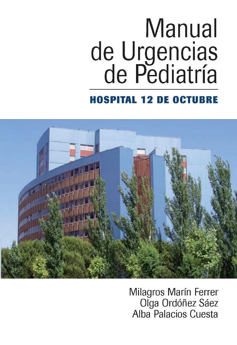 Manual de urgencias de pediatría – Milagros Marín Ferrer