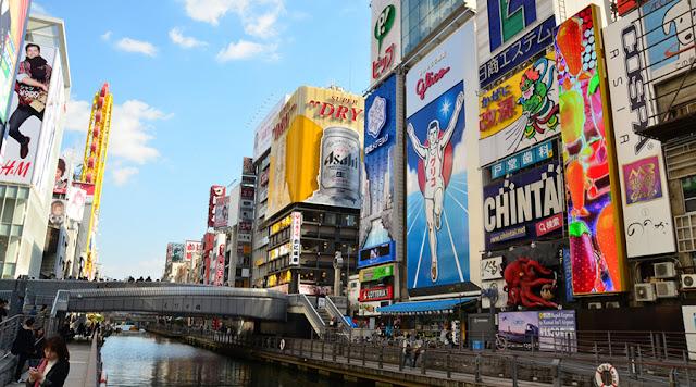 群馬の秘湯、法師温泉!昭和8年に描かれた新版画から全く変わっていない風景【a】 大阪 道頓堀