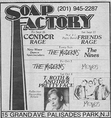 The Soap Factory in Palisades, New Jersey