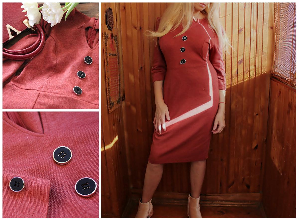 "Grace Karin. Bodycon Pencil Dress. Платье-""футляр"" / обзор, отзывы, фото"